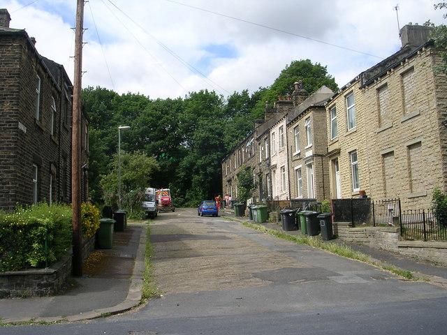 Stanley Street - Bentley Street