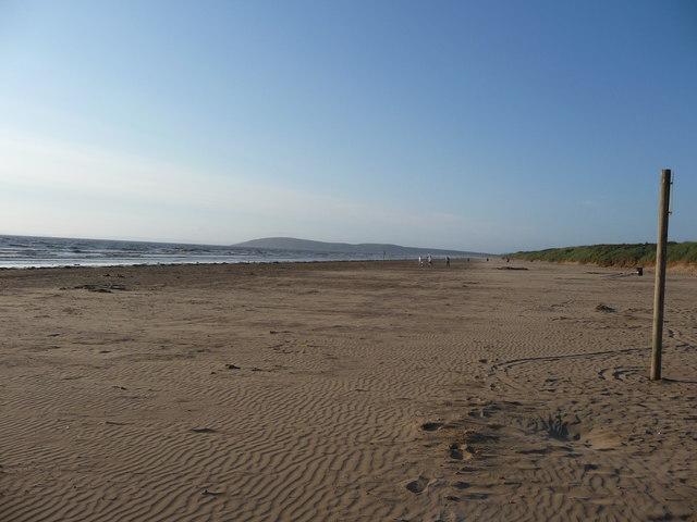 Brean : Berrow Beach