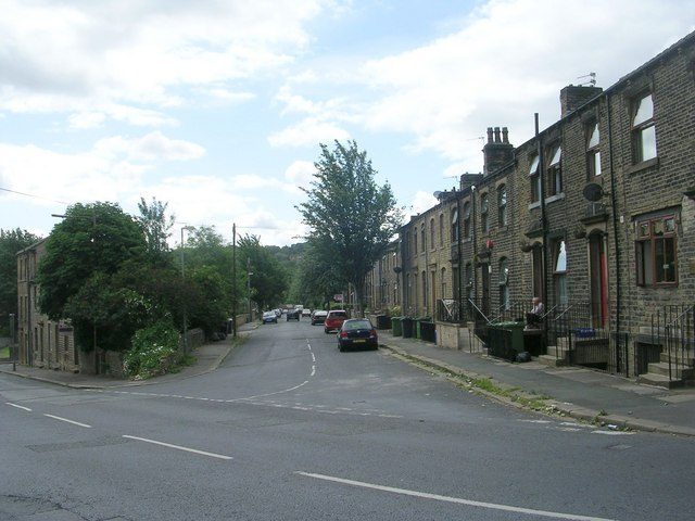 Bentley Street - Swan Lane