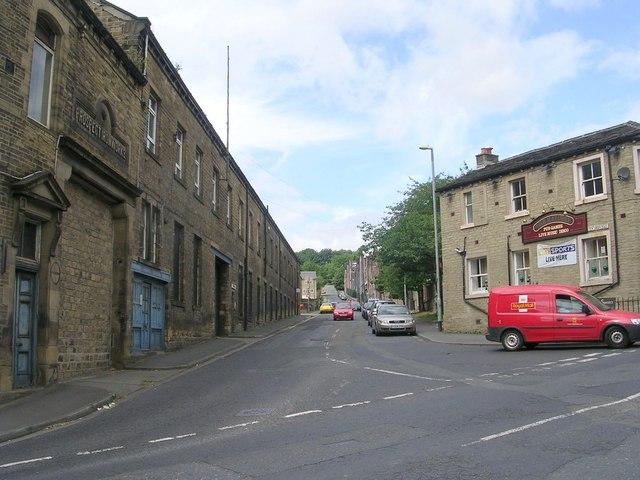Yew Green Road - Swan Lane