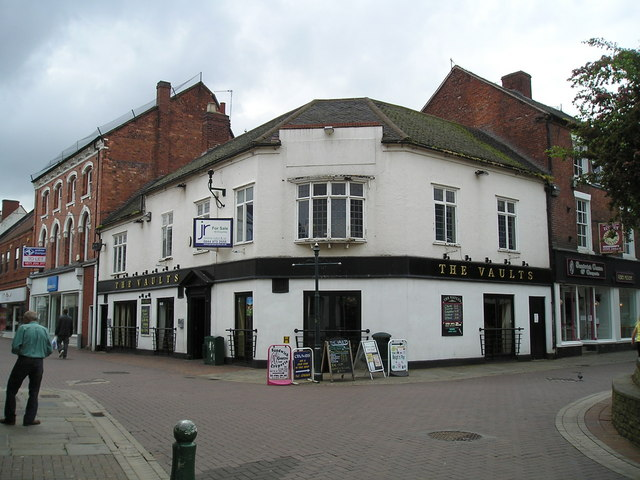 The Vaults Pub, Rugeley