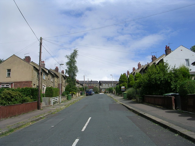 Winton Street - Swan Lane