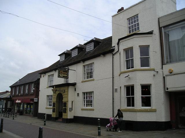 The Shrew Pub, Rugeley