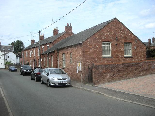 Weedon-New Street