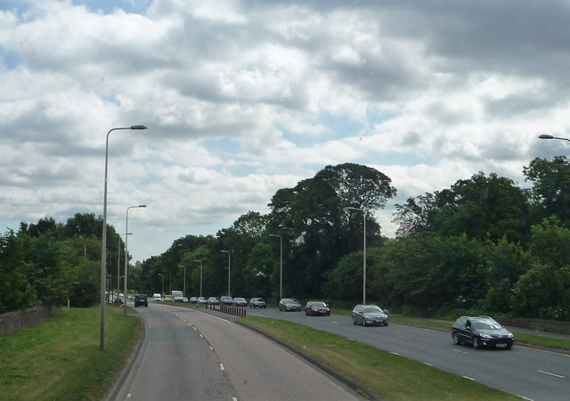 A8 Glasgow Road
