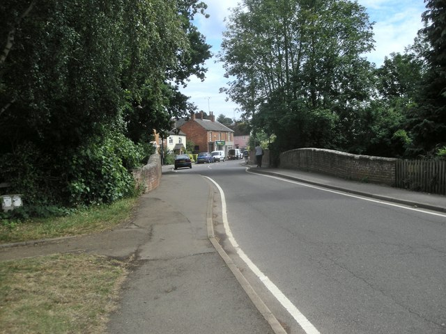 Weedon-Bridge Street