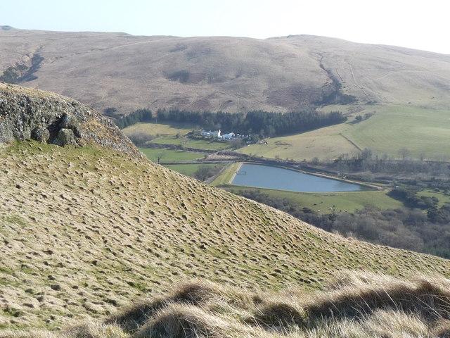 Glendrissaig Reservoir