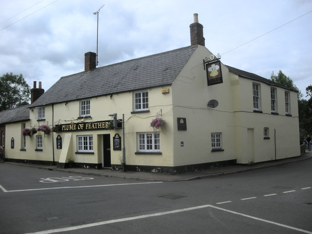 Weedon-The Plume of Feathers