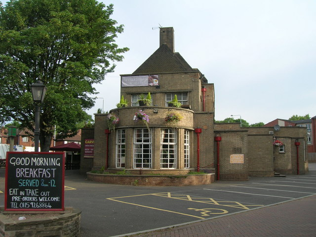 The Vale, Mansfield Road, Woodthorpe, Nottingham