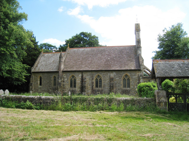Church of St Peters, Holtye