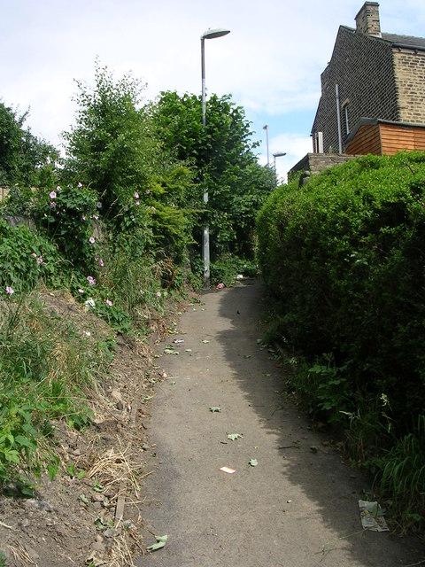 Footpath - Lime Street