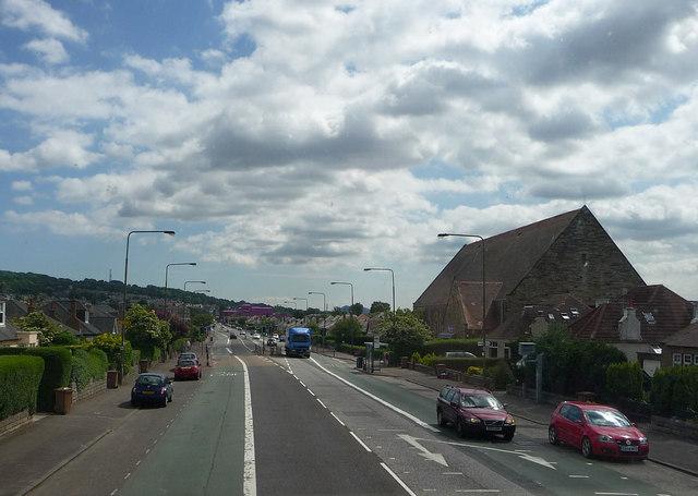 A8 Glasgow Road, Gyle