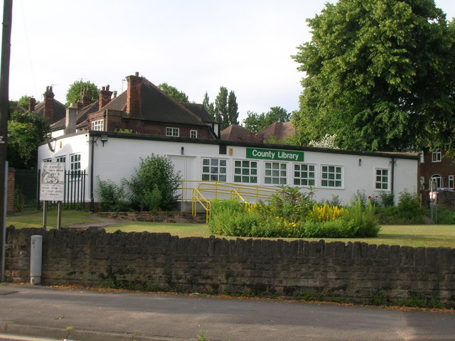 Woodthorpe Library, Nottingham