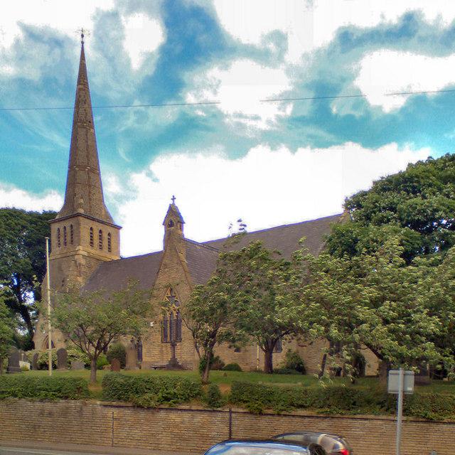 St Paul's Church, Norden