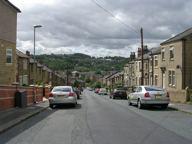 North Street - viewed from Lime Street