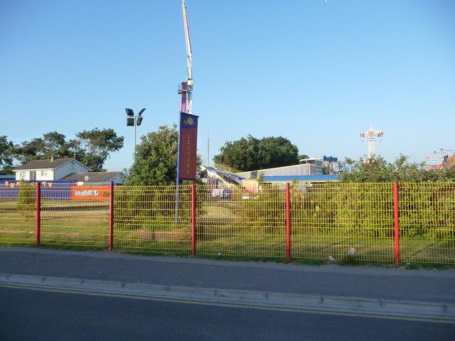 Brean : Brean Leisure Park