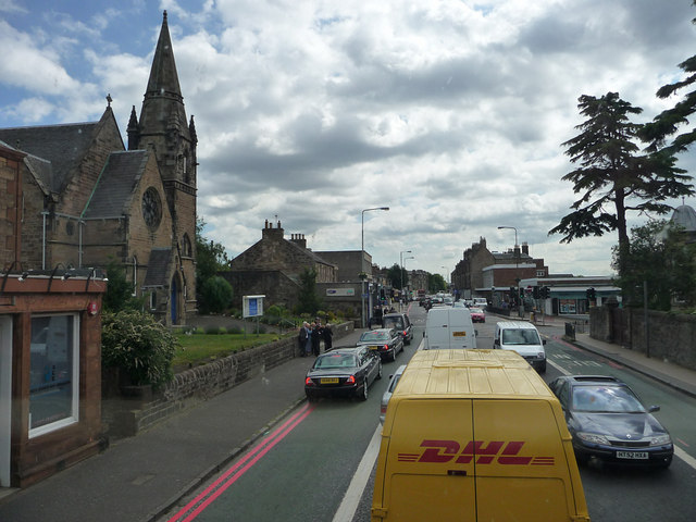 A8 St John's Road, Corstophine