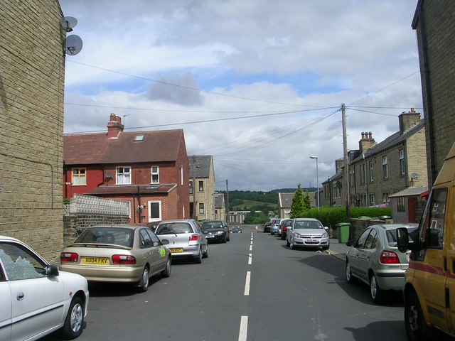 Thomas Street - Yews Hill Road