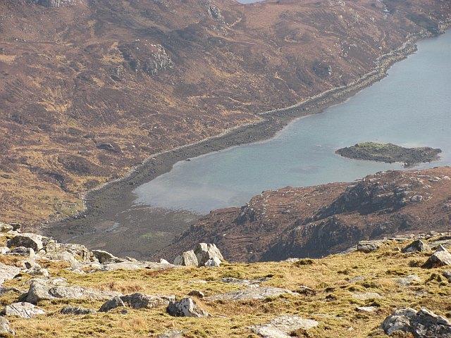 Head of Loch Bhrolluim