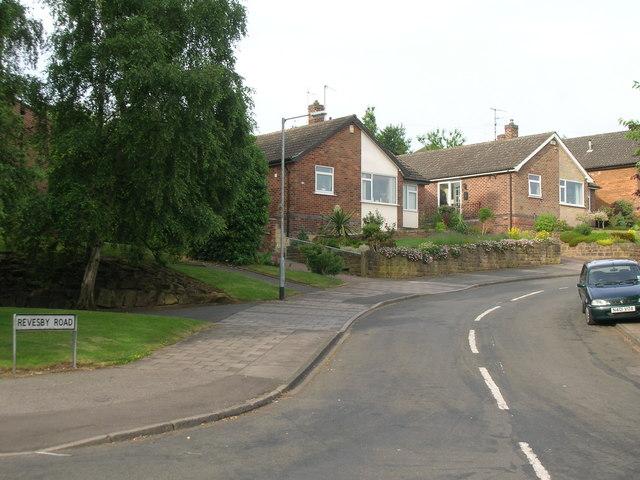 Revesby  Road, Woodthorpe, Nottingham