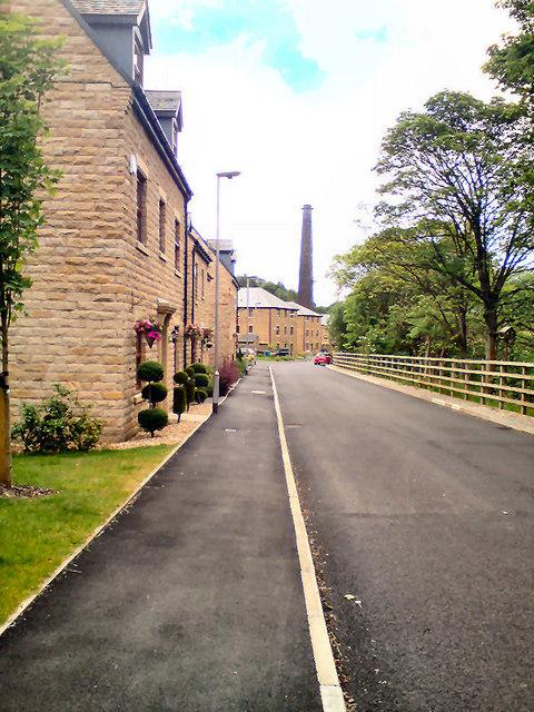 Blackpits Road