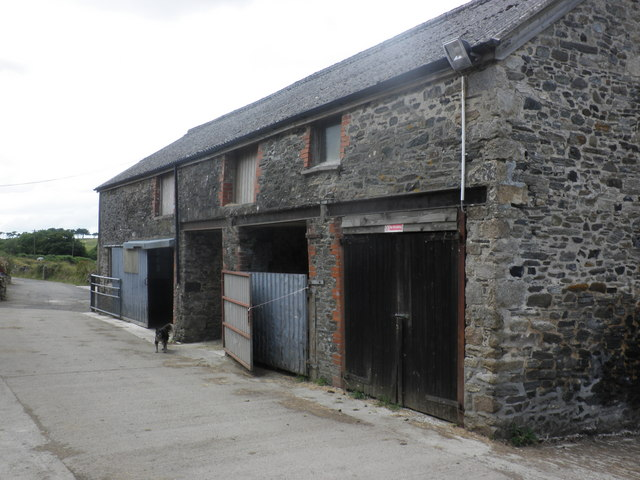 Stables, at Lower Halstock