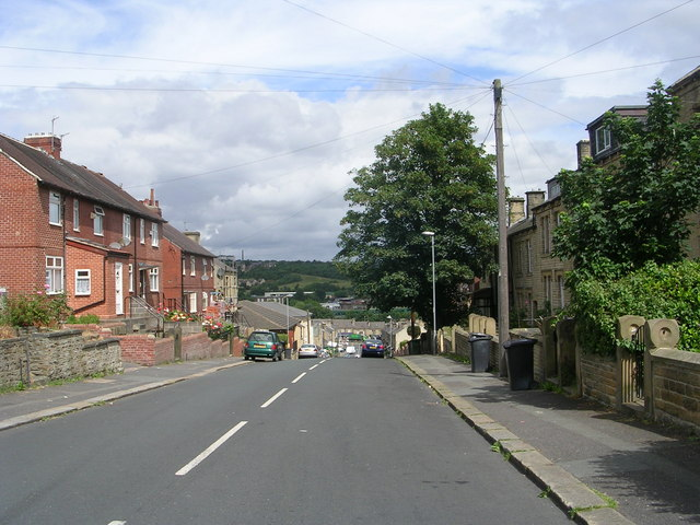 Thornton Lodge Road - Yews Hill Road