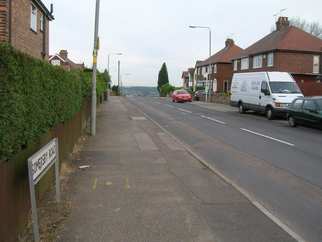Somersby Road, Nottingham