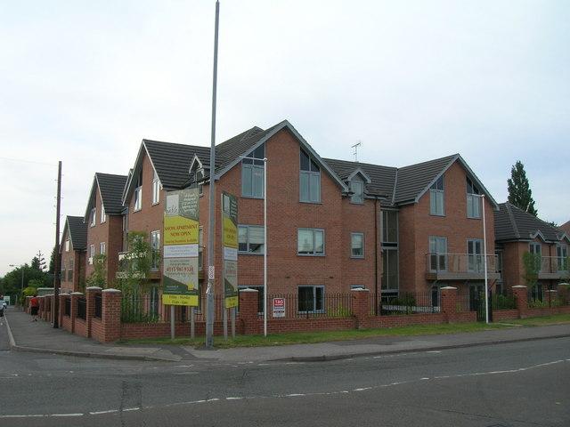 Apartments, Plains Road, Nottingham