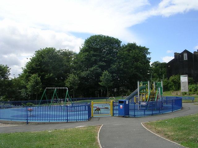 Playground - Yews Hill Road