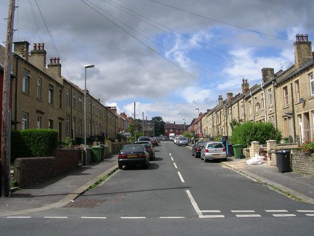 Holly Road - Thomas Street