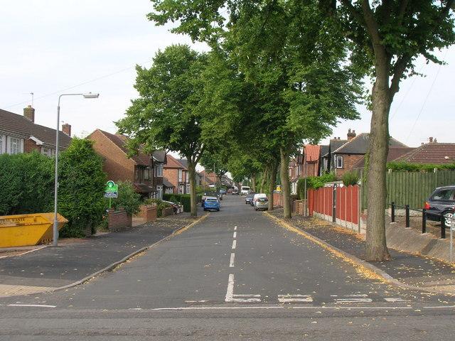 Elmhurst Avenue, Nottingham