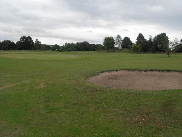Standish Court Golf Club