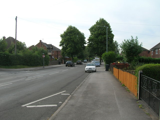 Cavendish Road, Carlton, Nottingham