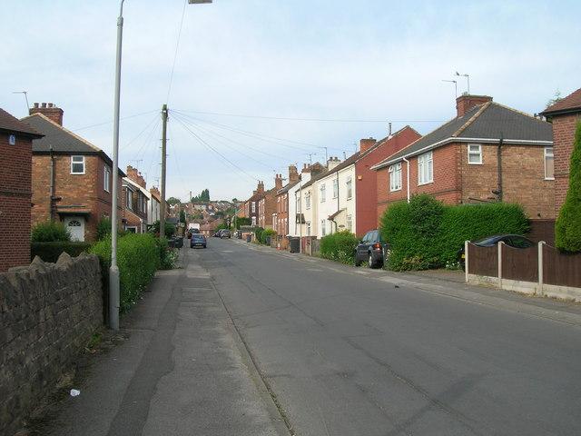 Carnarvon Grove, Carlton, Nottingham