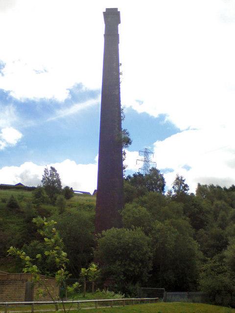 Black Pit Chimney