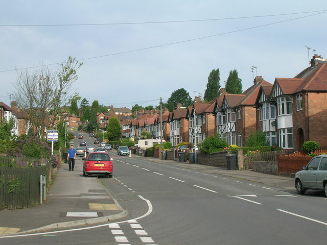 Foxhill Road West, Nottingham