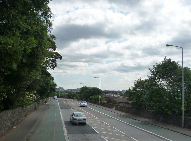 A8 Corstophine Road