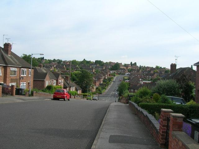 Ernest Road, Nottingham