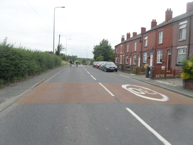 A49 Preston Road