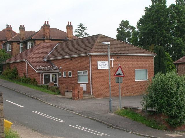 Foxhill Evangelical Church, Nottingham