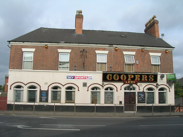 The Coopers Arms, Porchester Road, Nottingham