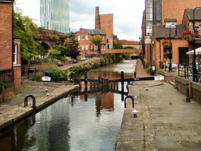 Rochdale Canal Lock 92