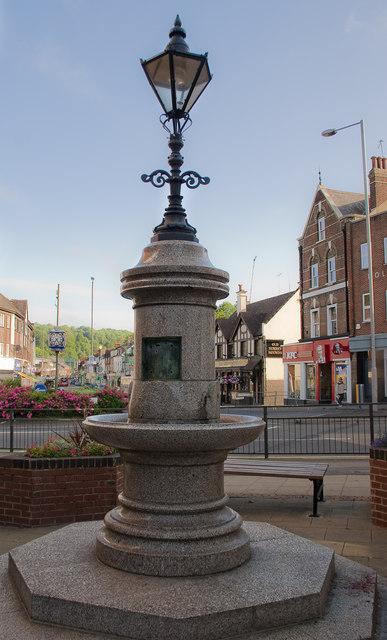Charles Asprey Monument