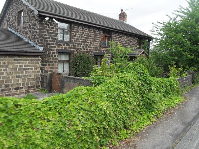 Farm on Preston Road - Charnock Richard