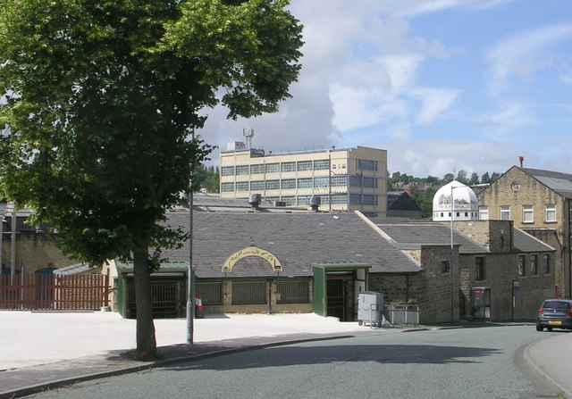 Mosque - Yews Hill Road