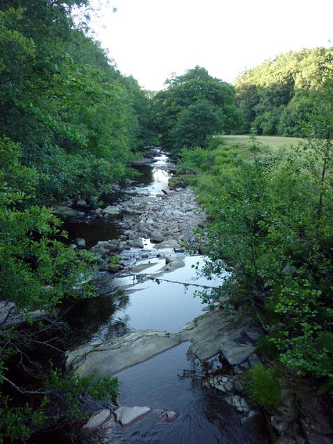 The River Roeburn