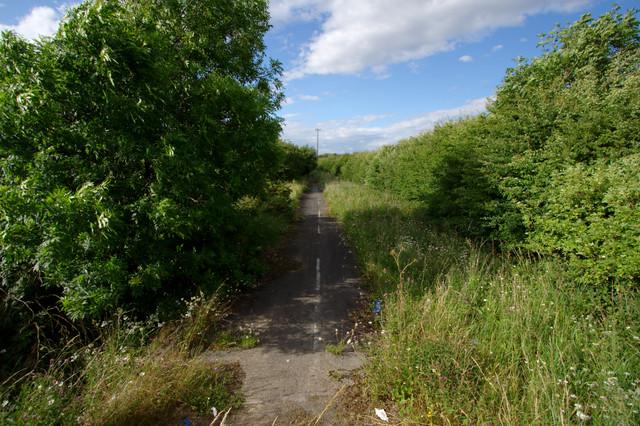 Former Barwick Road