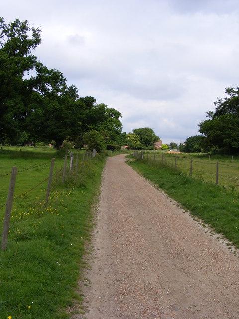 Blofield Track
