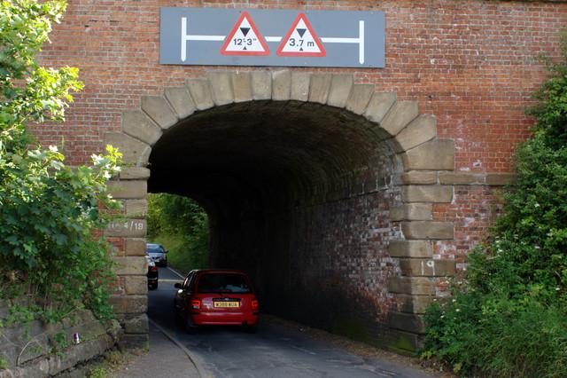 Railway Bridge, Barwick Road